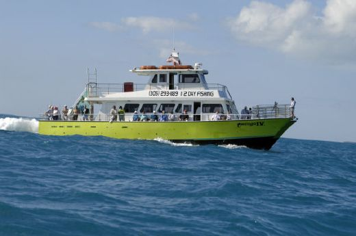2002 Cooper Marine Catamaran Passenger Fishing