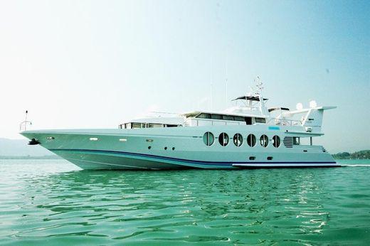 1990 Oceanfast Tri-Deck Motor Yacht