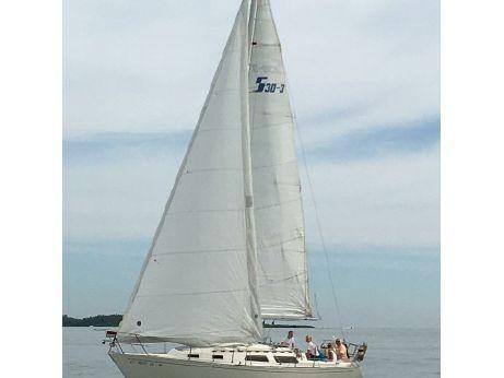 1987 Sabre Yachts 30 MK III