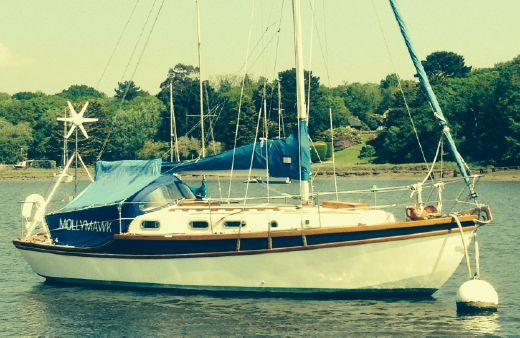 1987 Golden Hind 31
