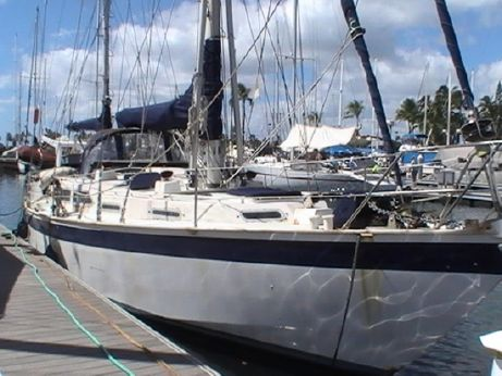 1982 Auxiliary Cruising Ketch