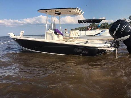 2015 Sea Chaser 230 LX Bay Runner
