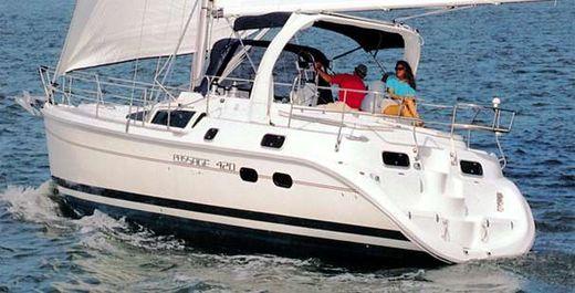 1999 Hunter Passage 420