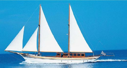 1993 Custom Greek Schooner