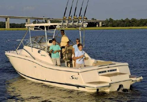 2009 Scout Boats 280 Vintage