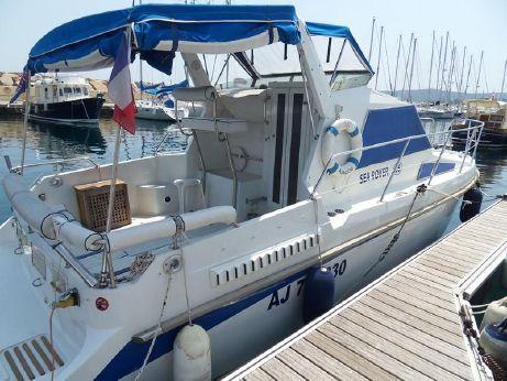 1990 Eider Marine SEAROVER 780