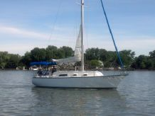 1977 Hunter Sail