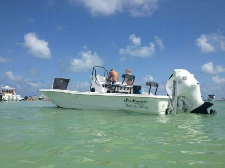 2014 Seahunter 24