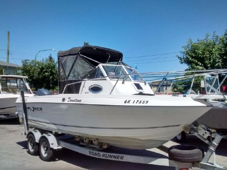 2004 Campion Explorer 622 Walkaround