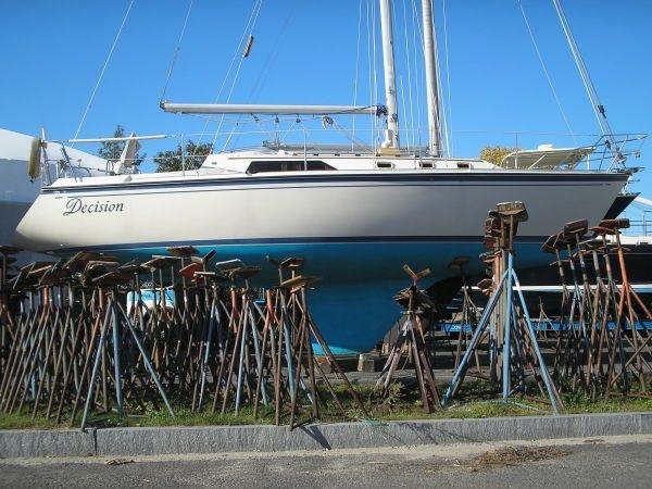 1986 O'Day 35 Sail Boat For Sale - www.yachtworld.com