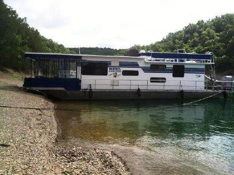 1987 Stardust 14x52 Houseboat