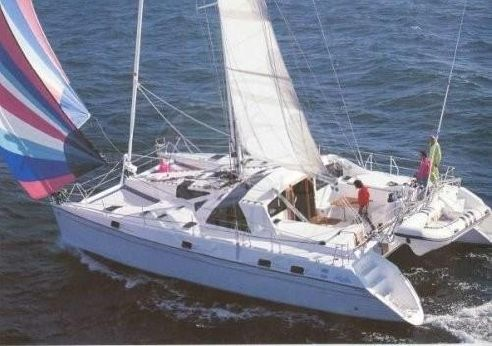 1990 Alliaura Marine Privilege 48