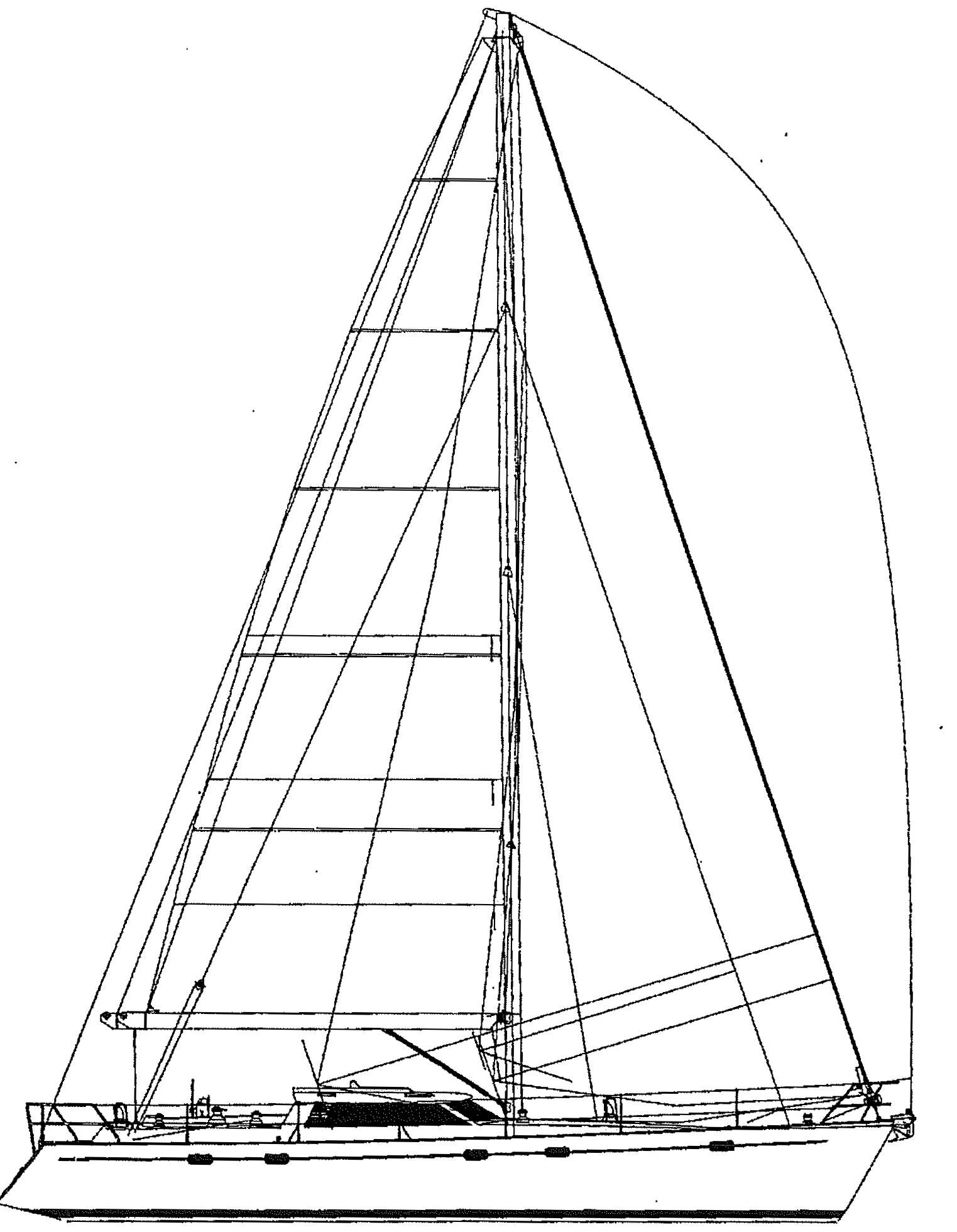 2003 Farr 50 Pilothouse Sail Boat For Sale