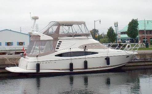 2002 Regal 3880
