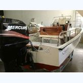 1999 Boston Whaler 17 Montauk