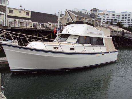 1981 Mainship 34 Trawler I