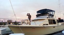 1988 Tollycraft 40 Sundeck Motor Yacht