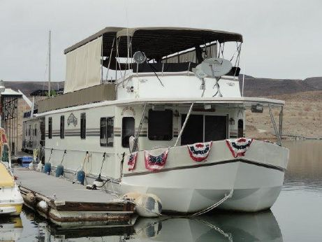 1989 Lazy Days 62' Houseboat