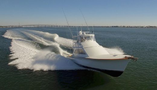 2001 Jarrett Bay Custom Carolina