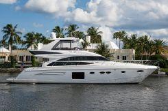 2017 Princess Flybridge Motor Yacht