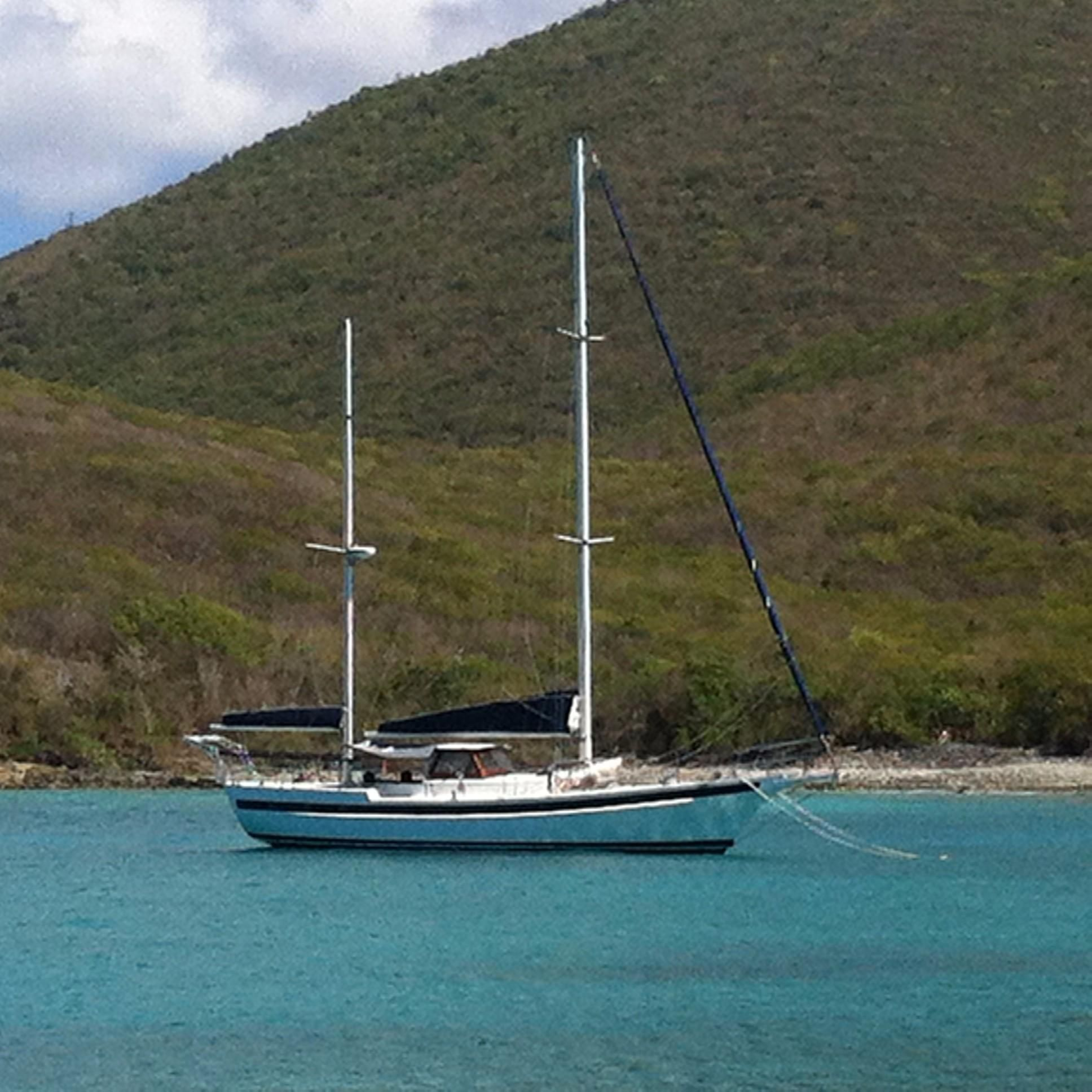 1971 Jongert Trewes Privateer Sail Boat For Sale Www Yachtworld Com