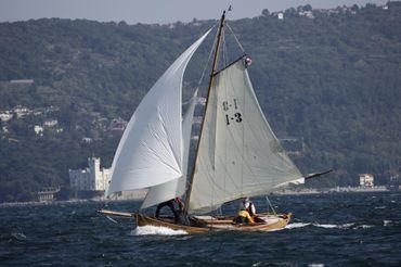 1990 Custom Sciarrelli passera