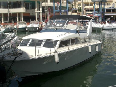 1981 Coronet 32 Oceanfarer wing