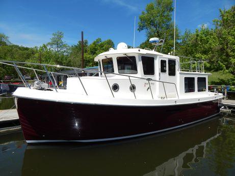 2010 American Tug 34