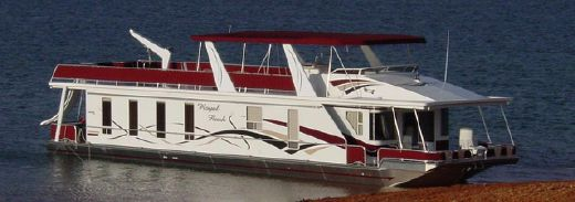 2003 Stardust Houseboat Royal Flush Share #32
