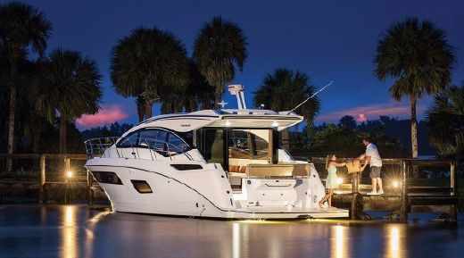 2016 Sea Ray 410 Sundancer