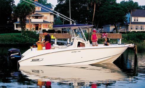 2003 Boston Whaler 240 Outrage