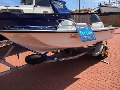 2008 Orkney 424 Dory