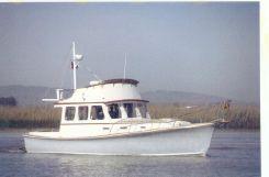 1982 Dyer Fly Bridge Trawler