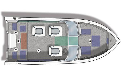 2014 Crestliner 1850 Super Hawk