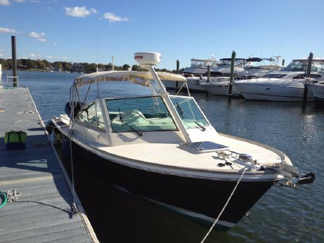 2008 Hunt Yachts Harrier 25