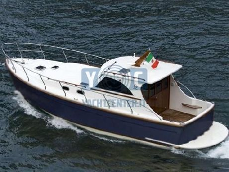 2009 Cantieri Estensi 360 Goldstar