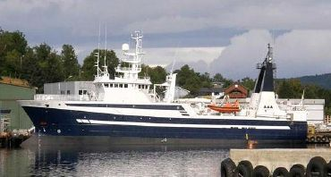 1988 Custom Seismic Support Vessel