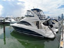 2010 Sea Ray Sea Ray 390 Sedan Bridge Diesel Engines