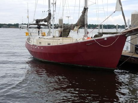 1992 Custom Steel Cutter Ketch