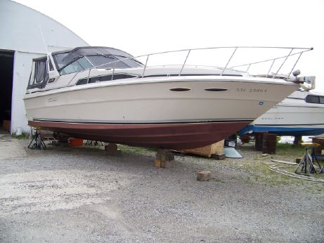 1986 Sea Ray 340 Express Cruiser