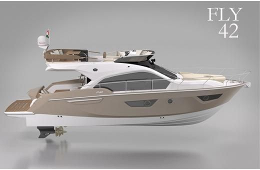 2016 Sessa Fly 42