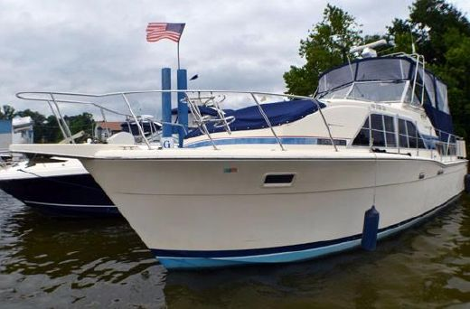1987 Chris-Craft 350 Catalina