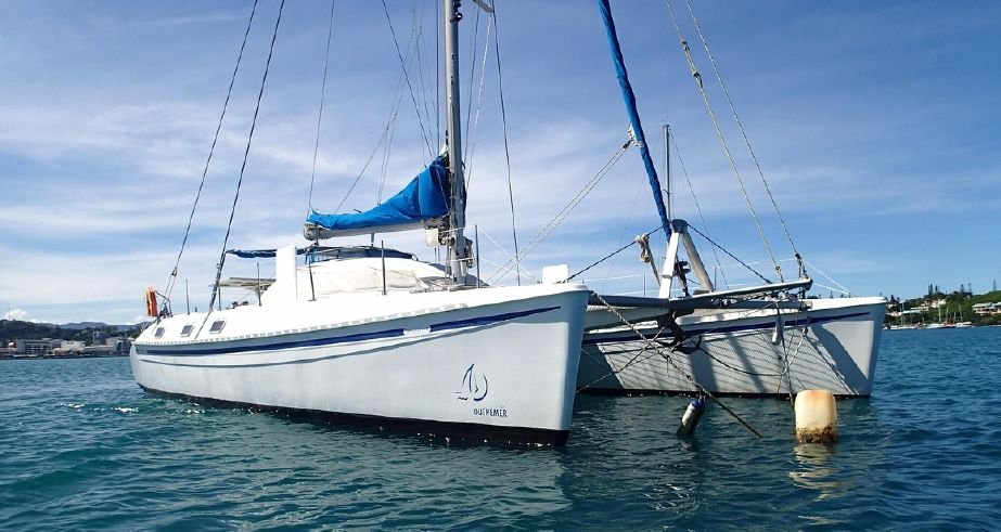 2001 Outremer 45 Sail Boat For Sale - www yachtworld com