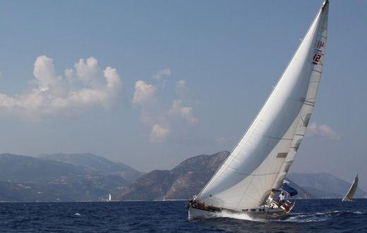 2003 X Yacht 412