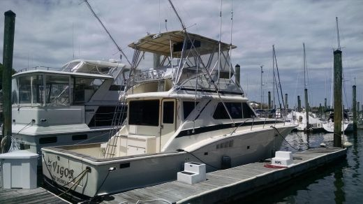 1987 Chris Craft Commander