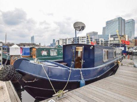 2009 Narrowboat 39ft with London mooring