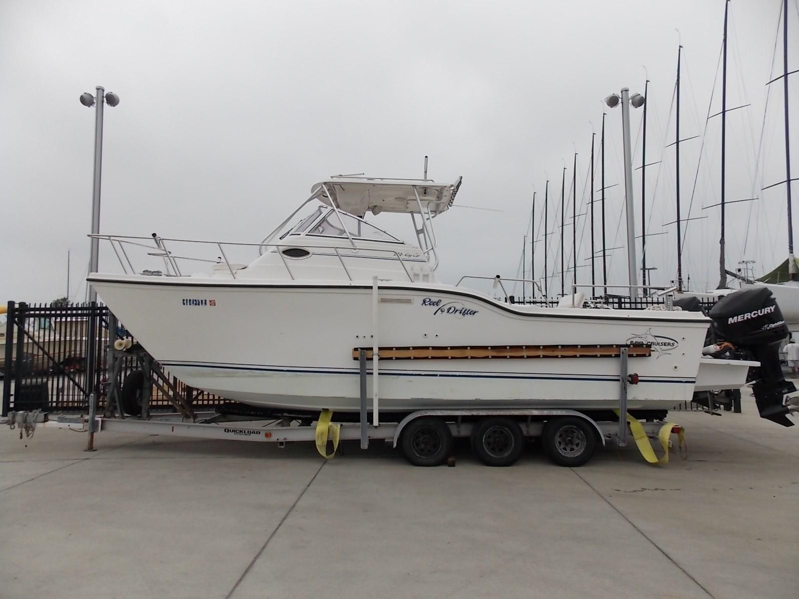 2003 Baha Cruisers King Cat 270 Power Boat For Sale Www