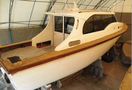 2011 Sigo Yacht Admiral 12.8m
