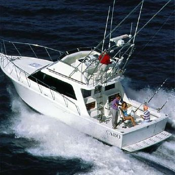 1999 Cabo 35 Flybridge Sportfisher