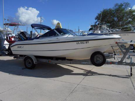 2001 Boston Whaler 18 Ventura